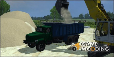 Краз 65101 for Farming Simulator 2013