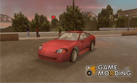 Dodge Stealth 2002 для GTA 3