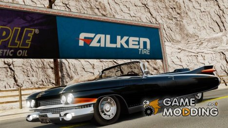 Cadillac Eldorado III Biarritz для GTA 4