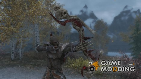 Bloodlust Bow для TES V Skyrim