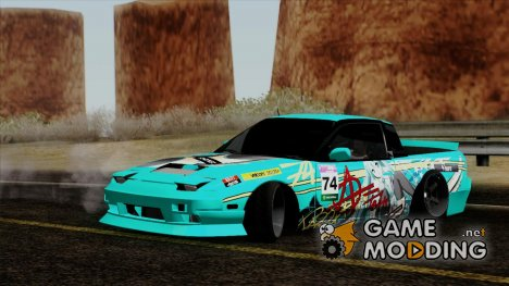 Nissan 200SX Пикап for GTA San Andreas