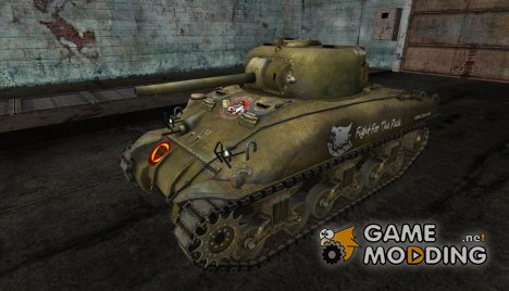 M4 Sherman 4 для World of Tanks