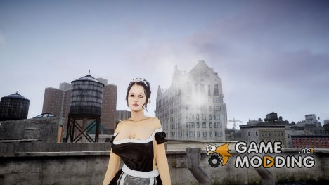 French Maid 18+ для GTA 4