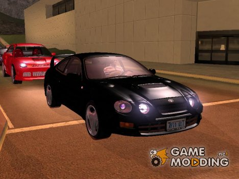 Need for Speed: Underground car pack для GTA San Andreas
