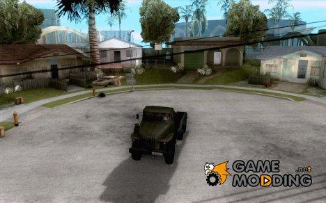Урал 4420 седельный тягач for GTA San Andreas