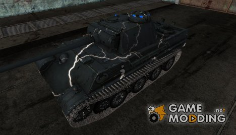 Шкурка для PzKpfw V Panther for World of Tanks