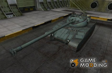 Ремоделинг для Bat Chatillon 25t for World of Tanks