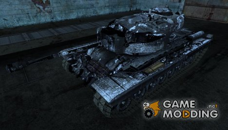 шкурка для T29 (Prodigy style - Invaders must Die) for World of Tanks