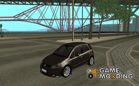 Suzuki SX4 Rally Tuning for GTA San Andreas