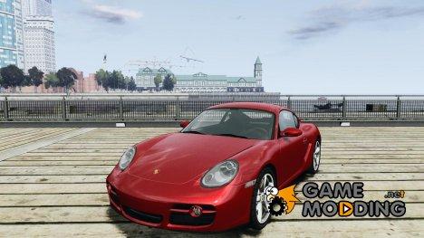 Porsche Cayman S v2 для GTA 4