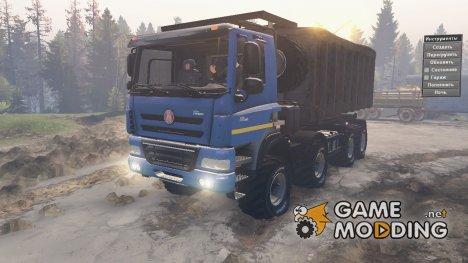 Tatra 8x8 Phoenix for Spintires 2014