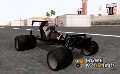 Big Kart for GTA San Andreas