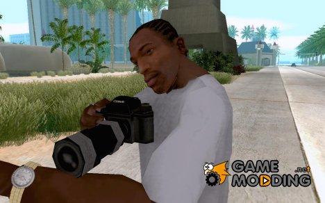 Фотоаппарат CANON для GTA San Andreas