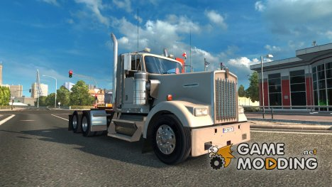 Kenworth W900 Fixed for Euro Truck Simulator 2