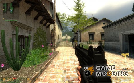 UZI for MAC-10 для Counter-Strike Source