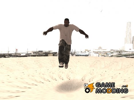 Watch Dogs Animations для GTA San Andreas