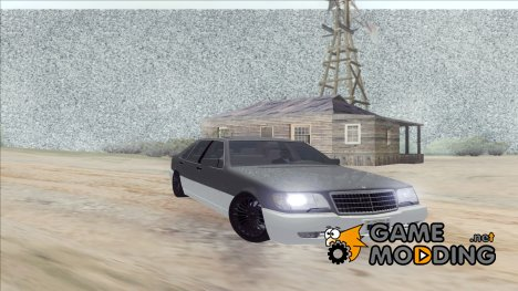 Mercedes-Benz W140 AMG for GTA San Andreas