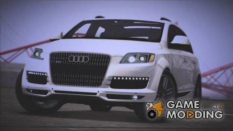 Audi Q7 2008 for GTA San Andreas