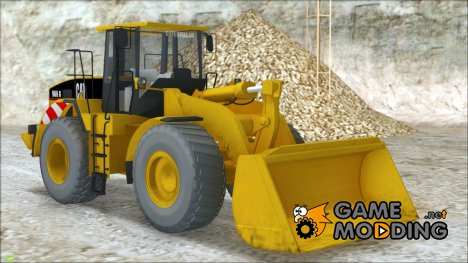 Caterpillar 966 GII for GTA San Andreas