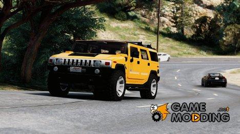 Hummer H2 v2 для GTA 5