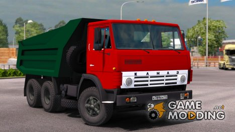 КамАЗ 5511 for Euro Truck Simulator 2