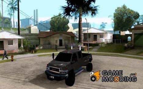 Gmc Topkick (Ironhide TF3) для GTA San Andreas