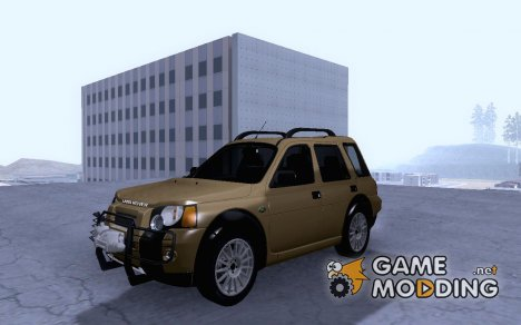 Landrover Freelander for GTA San Andreas