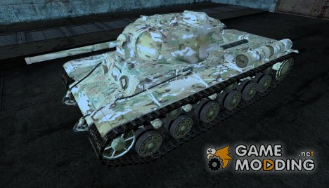 КВ-1С для World of Tanks