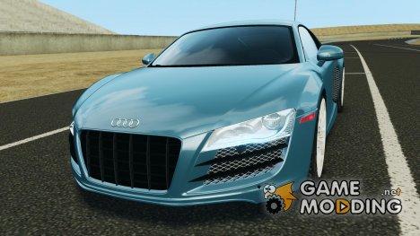 Audi R8 5.2 Stock [Final] для GTA 4