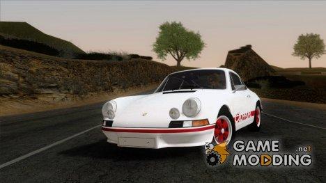 1972 Porsche 911 Carrera RS 2.7 Sport (911) for GTA San Andreas