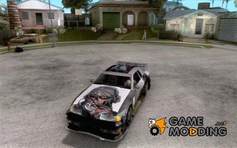 Ghost vynyl для Elegy for GTA San Andreas