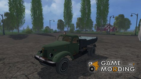 ЗиЛ 585Л для Farming Simulator 2015