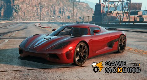 Koenigsegg Agera 0.9 Beta for GTA 5