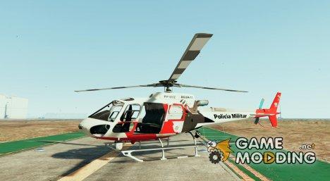 AS-350 Águia GTA V для GTA 5