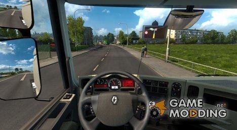 GPS навигатор Garmin 50 LMT for Euro Truck Simulator 2