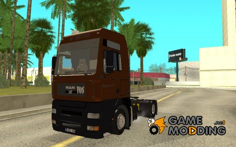 MAN TGA Vos Logistics для GTA San Andreas