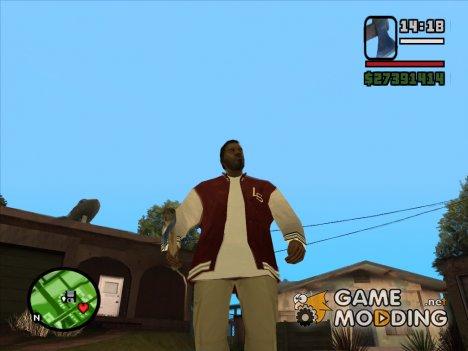 Big Smoke for GTA San Andreas