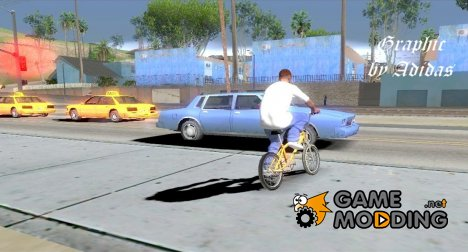 Graphic by Adidas aka Adik69 для GTA San Andreas
