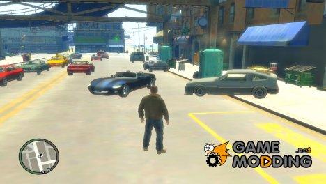3D Транспорт для GTA 4