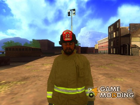 Lvfd1 HD for GTA San Andreas
