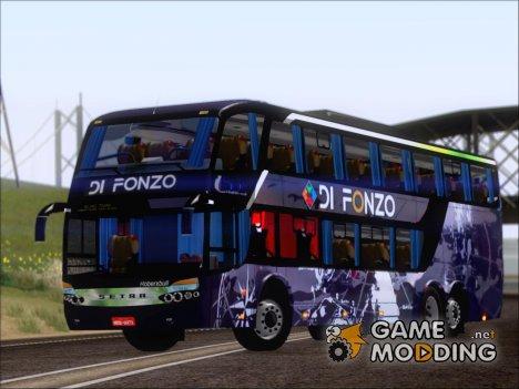 Marcopolo Paradiso 1800 G6 DD Autolinee Di Fonzo для GTA San Andreas