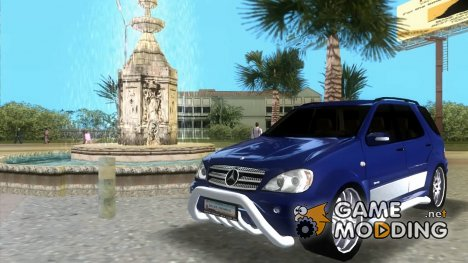 Mercedes-Benz ML55 for GTA Vice City