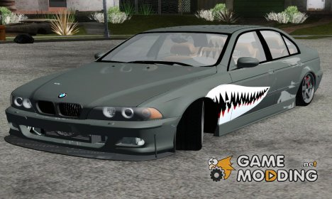 BMW E39 Akuls for GTA San Andreas