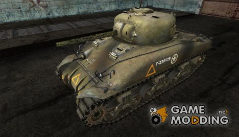 M4 Sherman 5 for World of Tanks