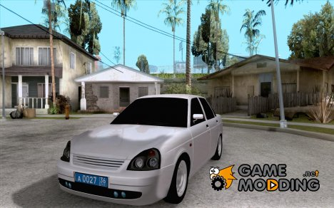 Lada Priora Light Tuning для GTA San Andreas