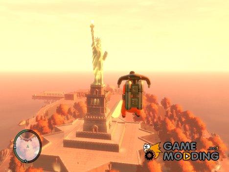 Статуя Свободы в 2.0 for GTA 4