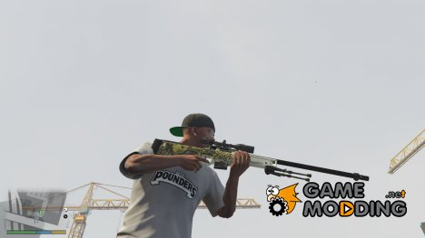 AWP Worm God for GTA 5