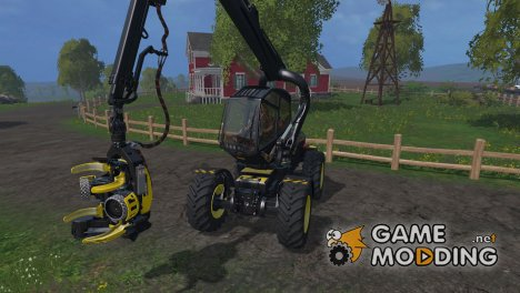 Ponsee Wolverine for Farming Simulator 2015