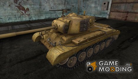 Шкурка для M46 Patton 6 for World of Tanks