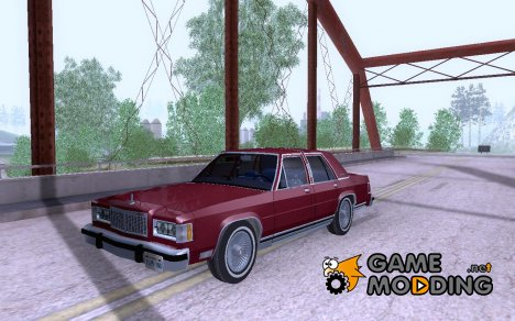Mercury Grand Marquis LS '86 for GTA San Andreas